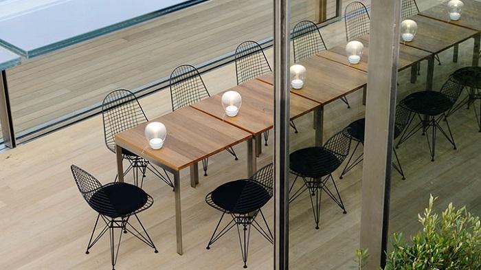 bàn ghế sắt cafe đẹp cao cấp