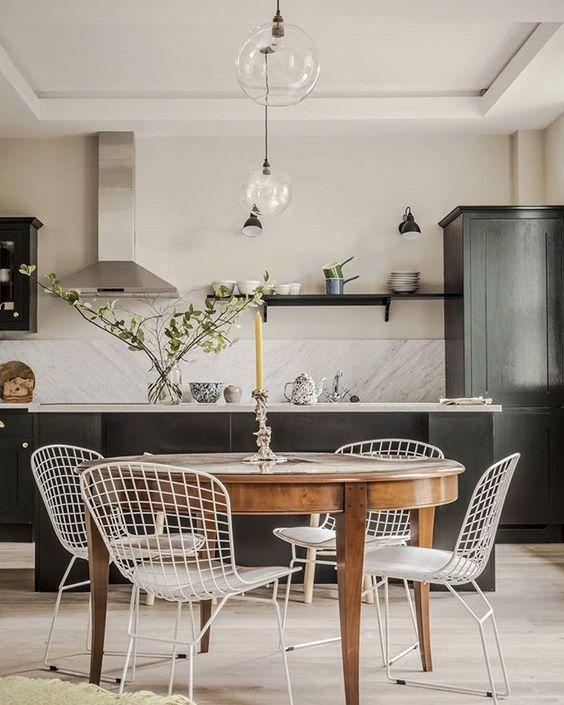 ghế sắt cafe đẹp tại nhà