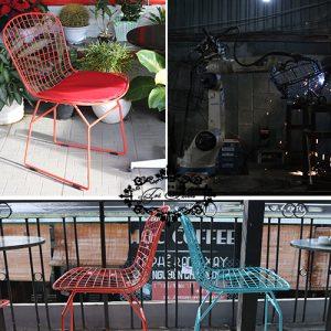 Xưởng sản xuất ghế harry bertoia TpHCM