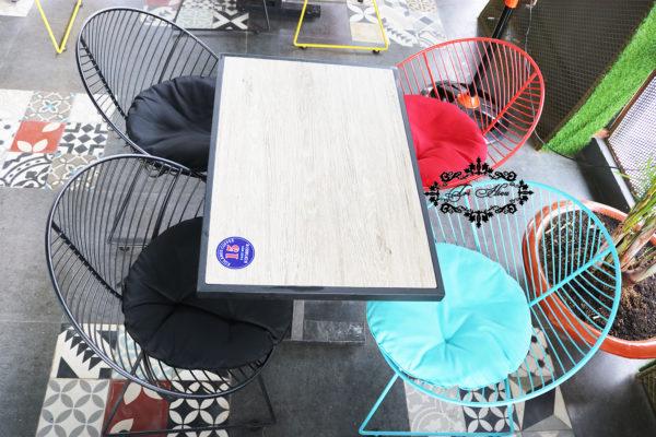 bàn ghế ngoài trời giá rẻ