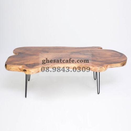 bàn gỗ nguyên tấm cho văn phòng làm việc (2)
