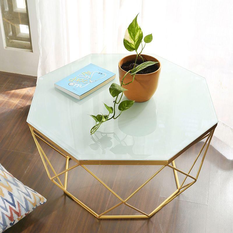 bàn sofa kim cương cho phòng khách