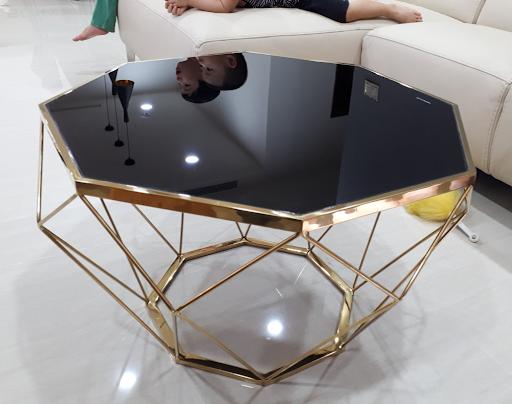kích thước bàn sofa kim cương