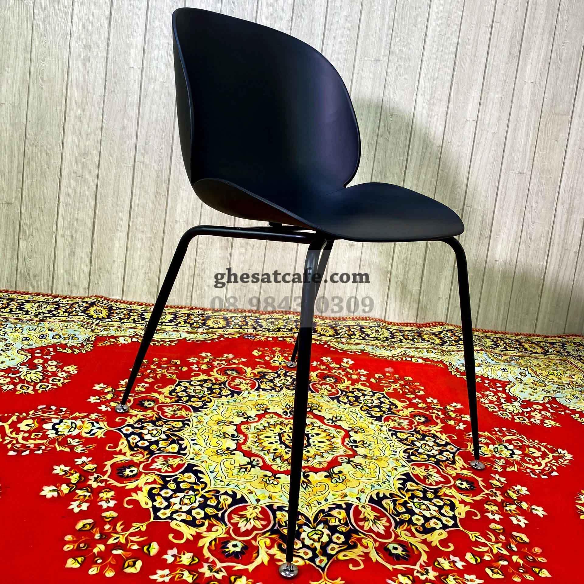Các mẫu ghế Beetle thân nhựa đẹp (2)