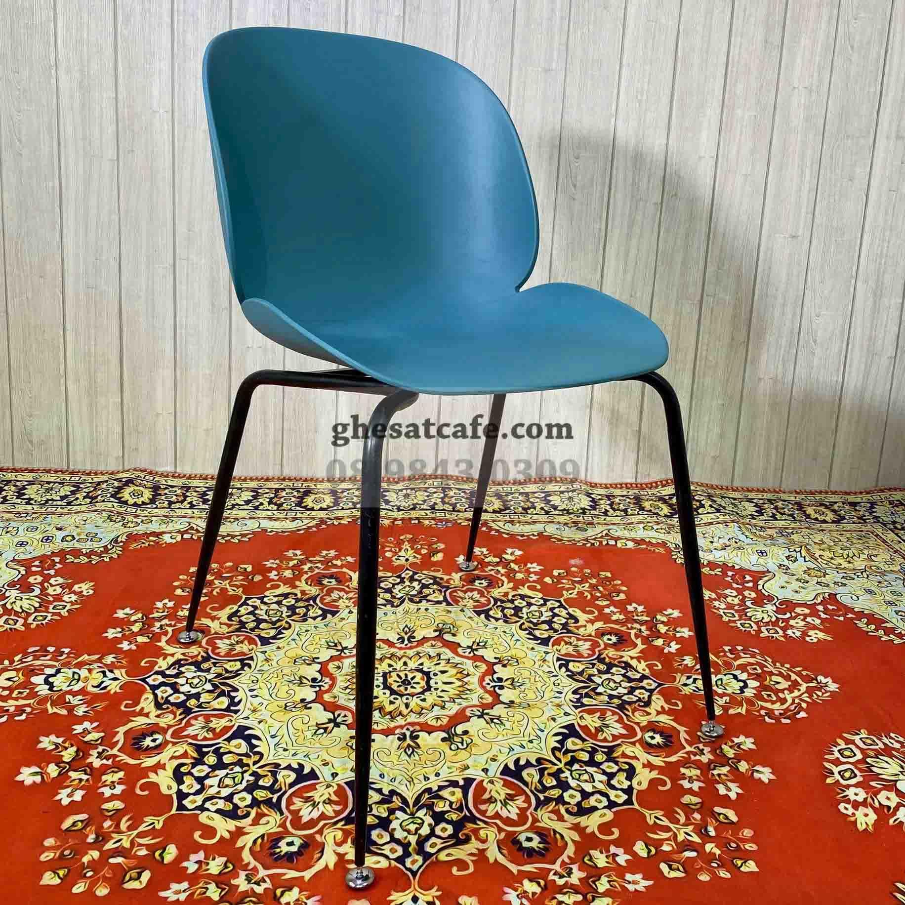 Các mẫu ghế Beetle thân nhựa đẹp (3)