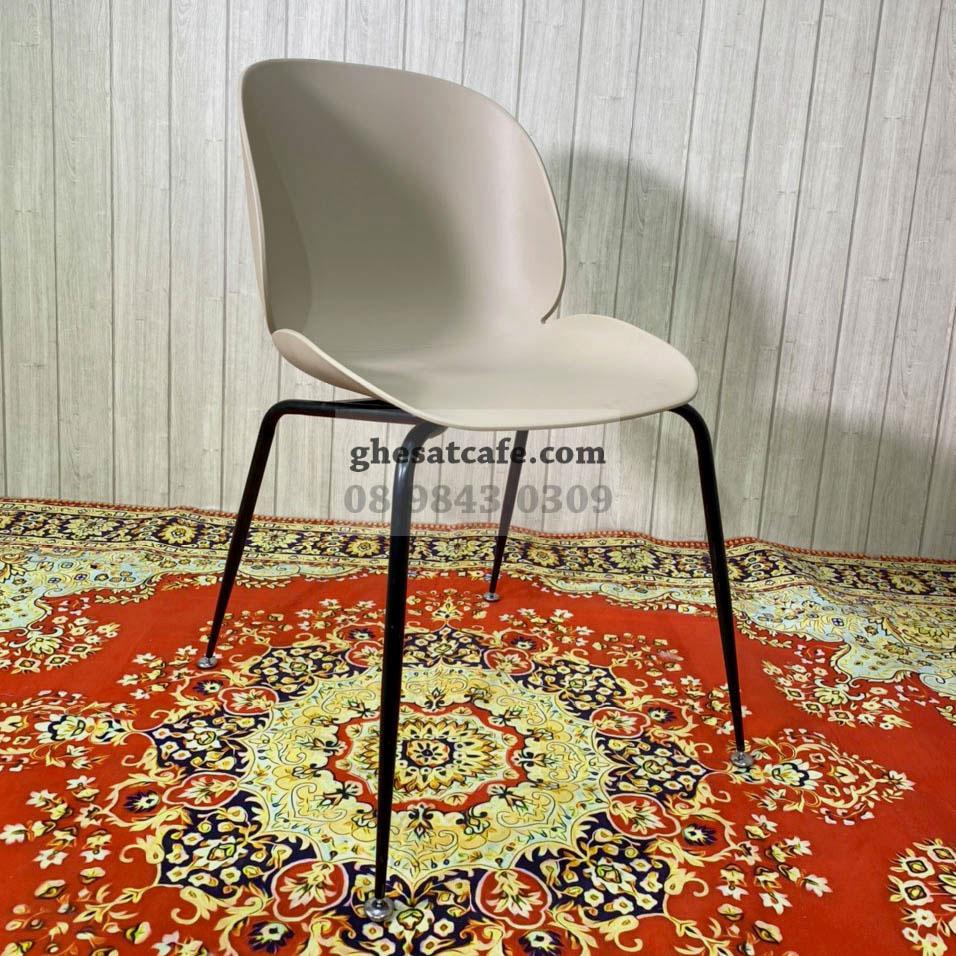 Các mẫu ghế Beetle thân nhựa đẹp (6)