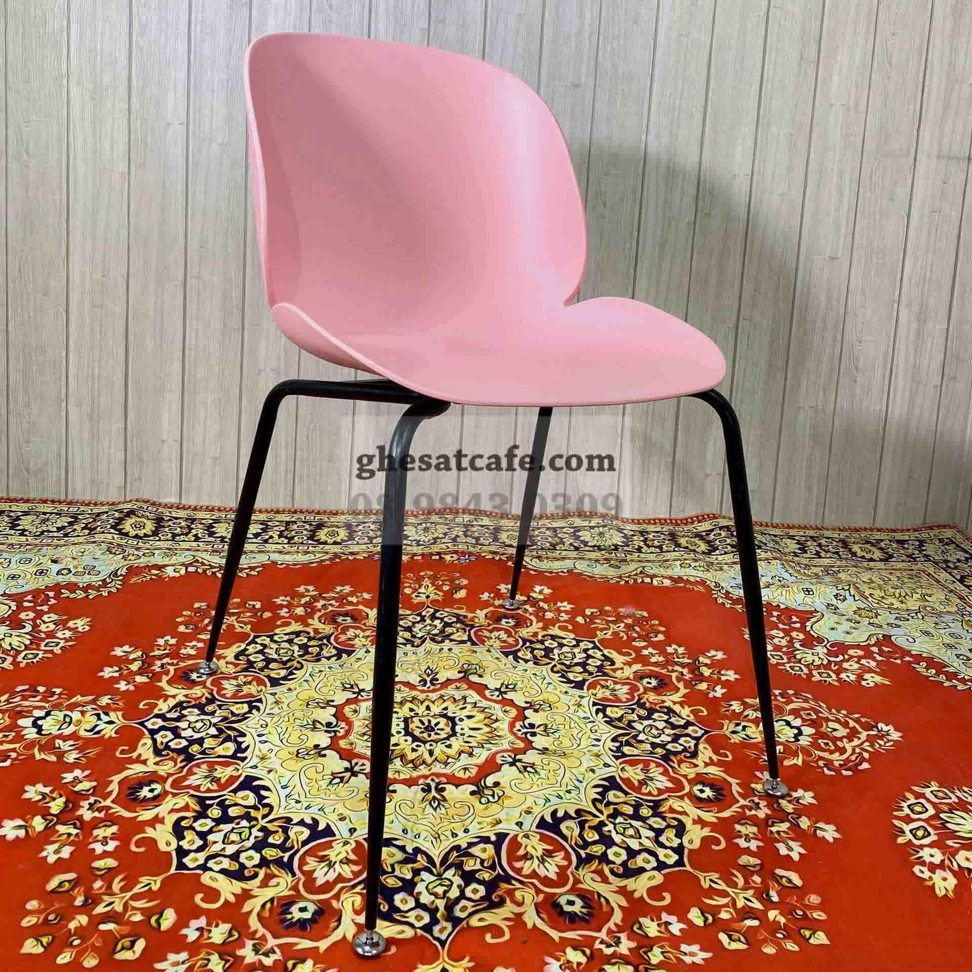 Các mẫu ghế Beetle thân nhựa đẹp (7)