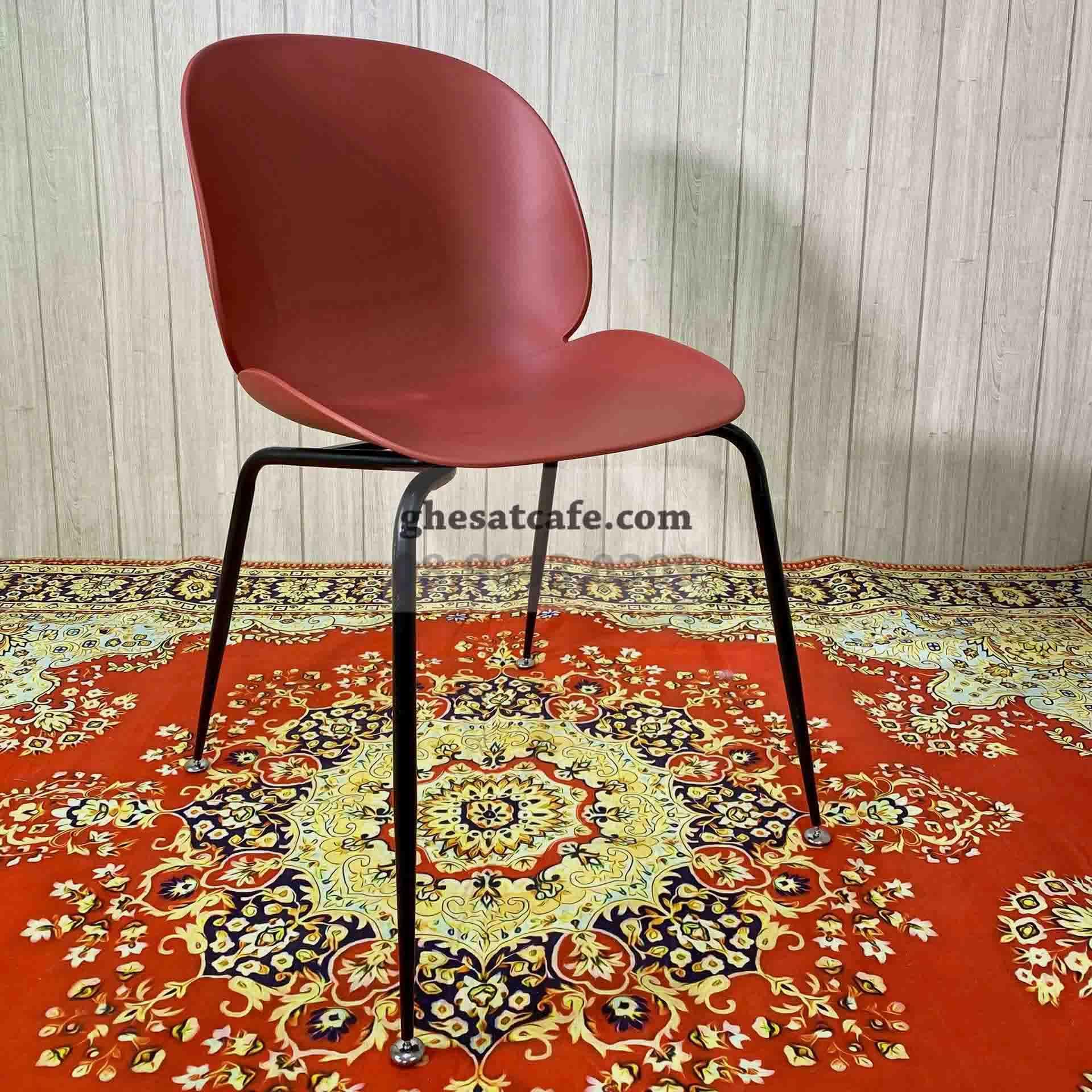 Các mẫu ghế Beetle thân nhựa đẹp (8)