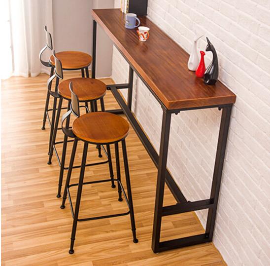 ghế bar chân sắt có lưng tựa (1)