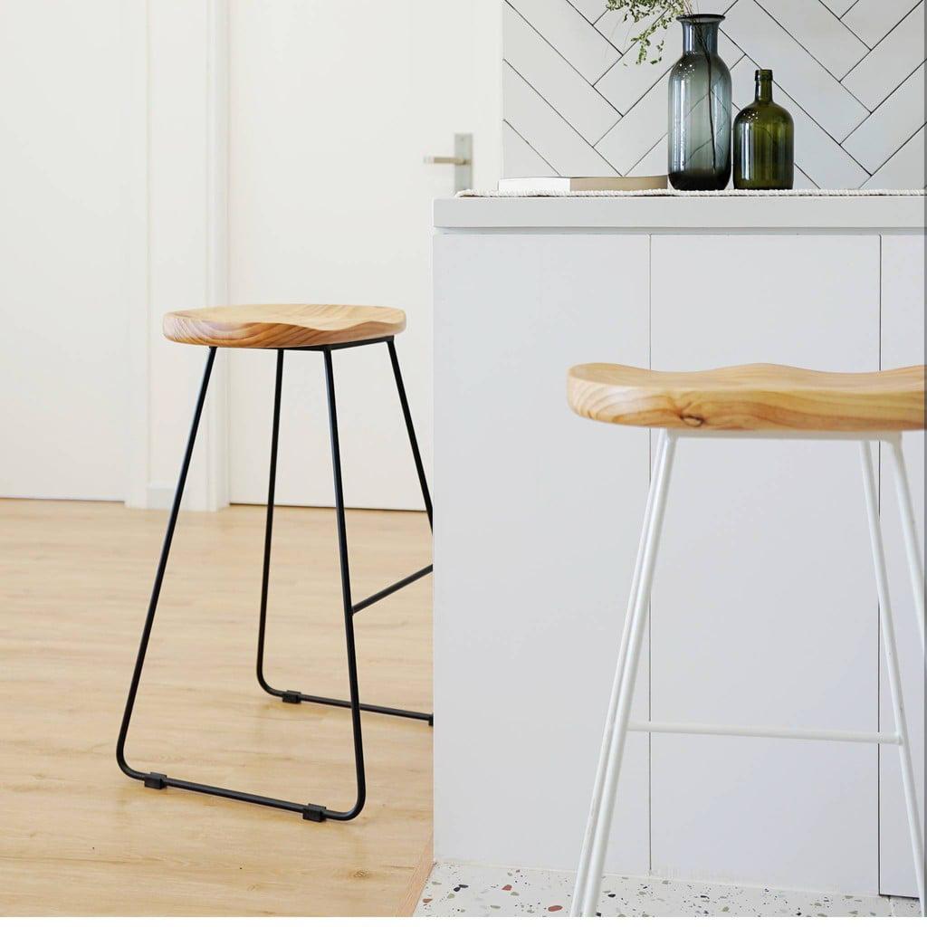 ghế bar chân sắt không lưng tựa (3)