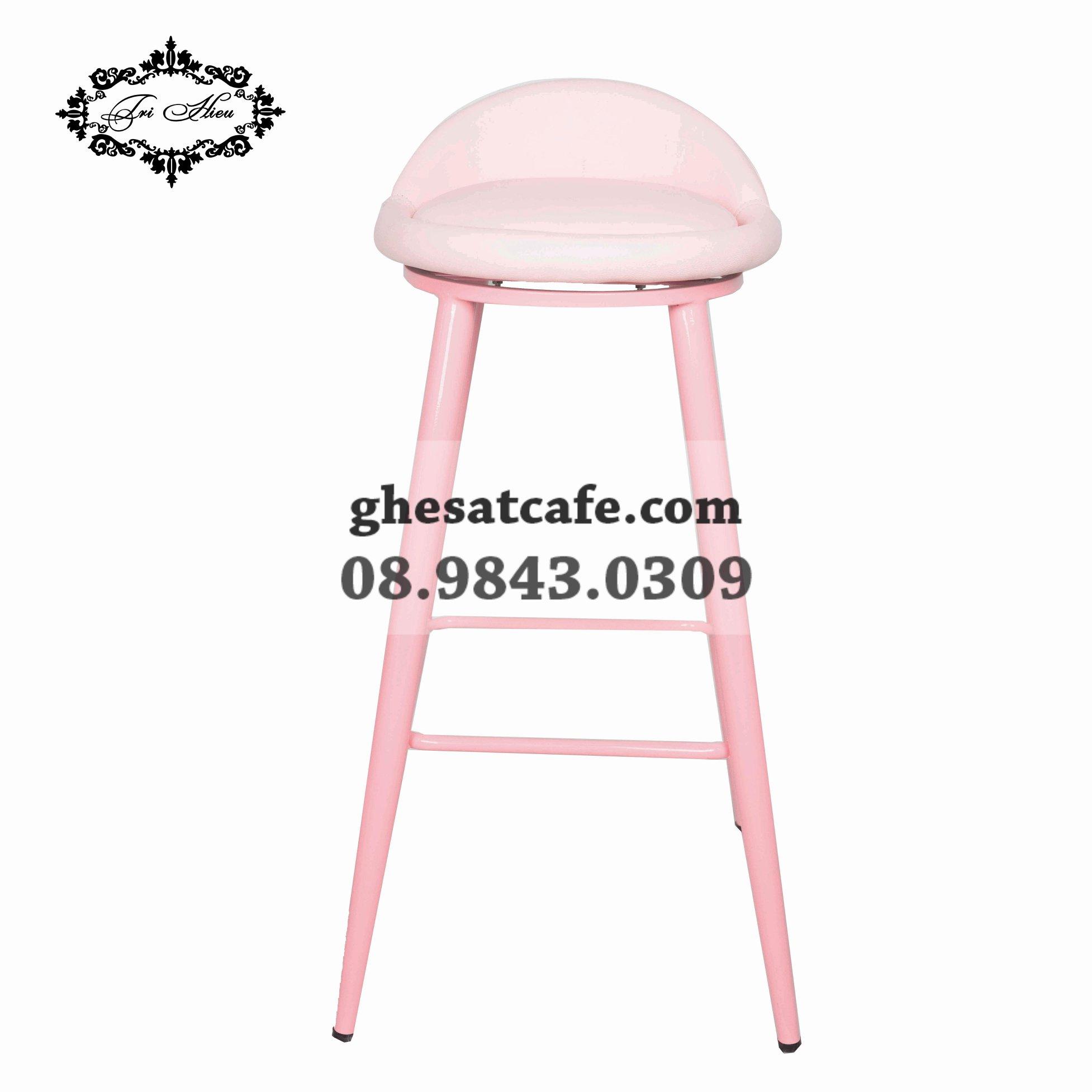ghế bar chân sắt không lưng tựa (5)