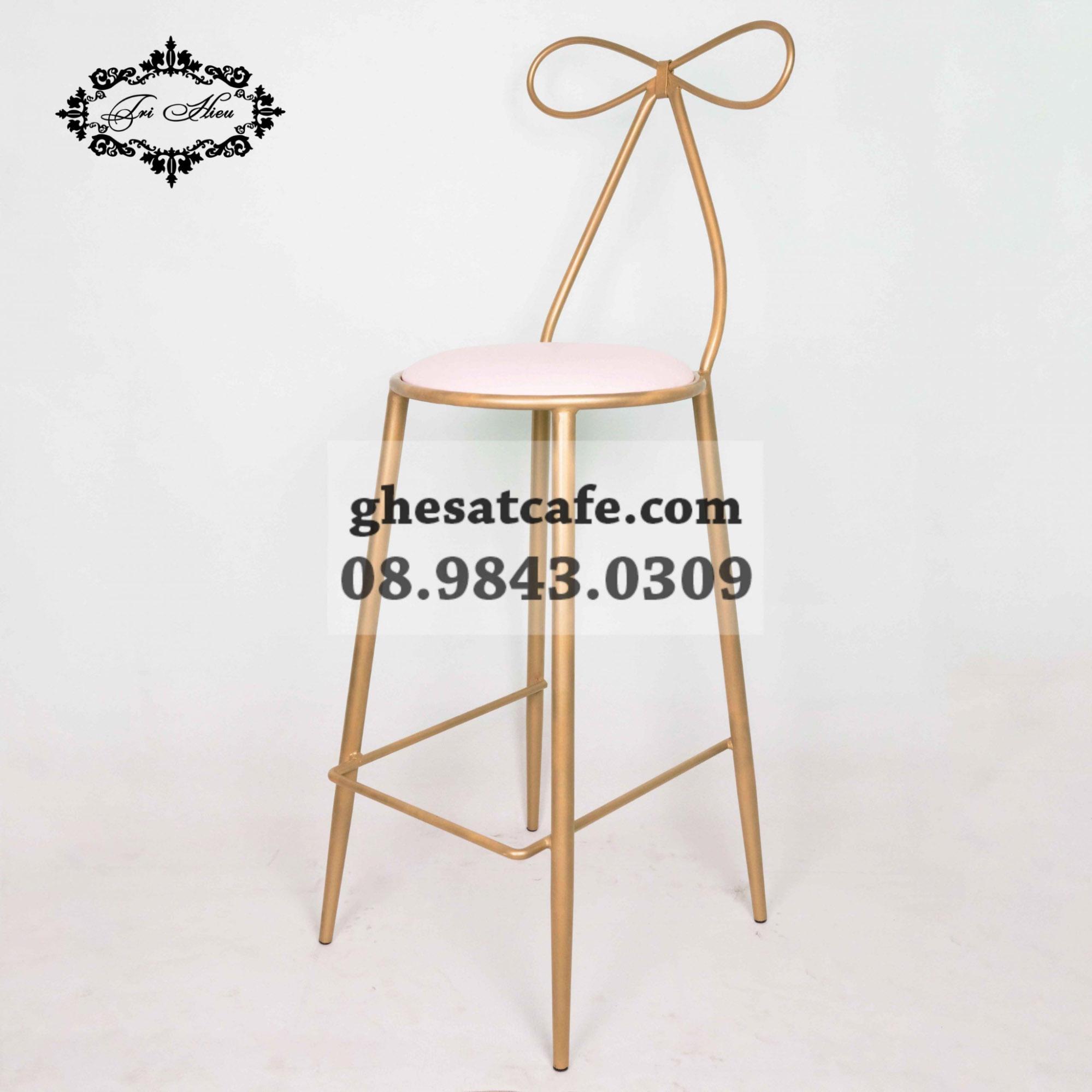 ghế bar màu hồng (2)