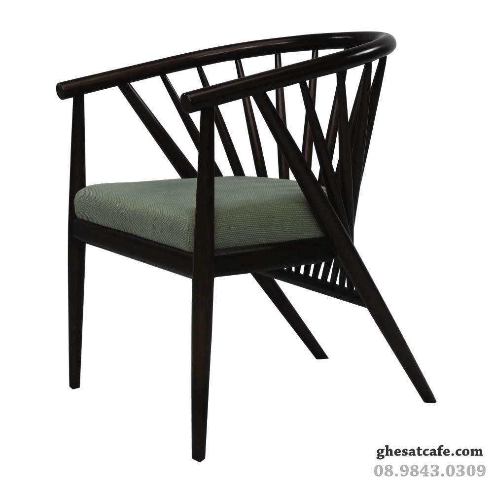 ghế indochine gỗ