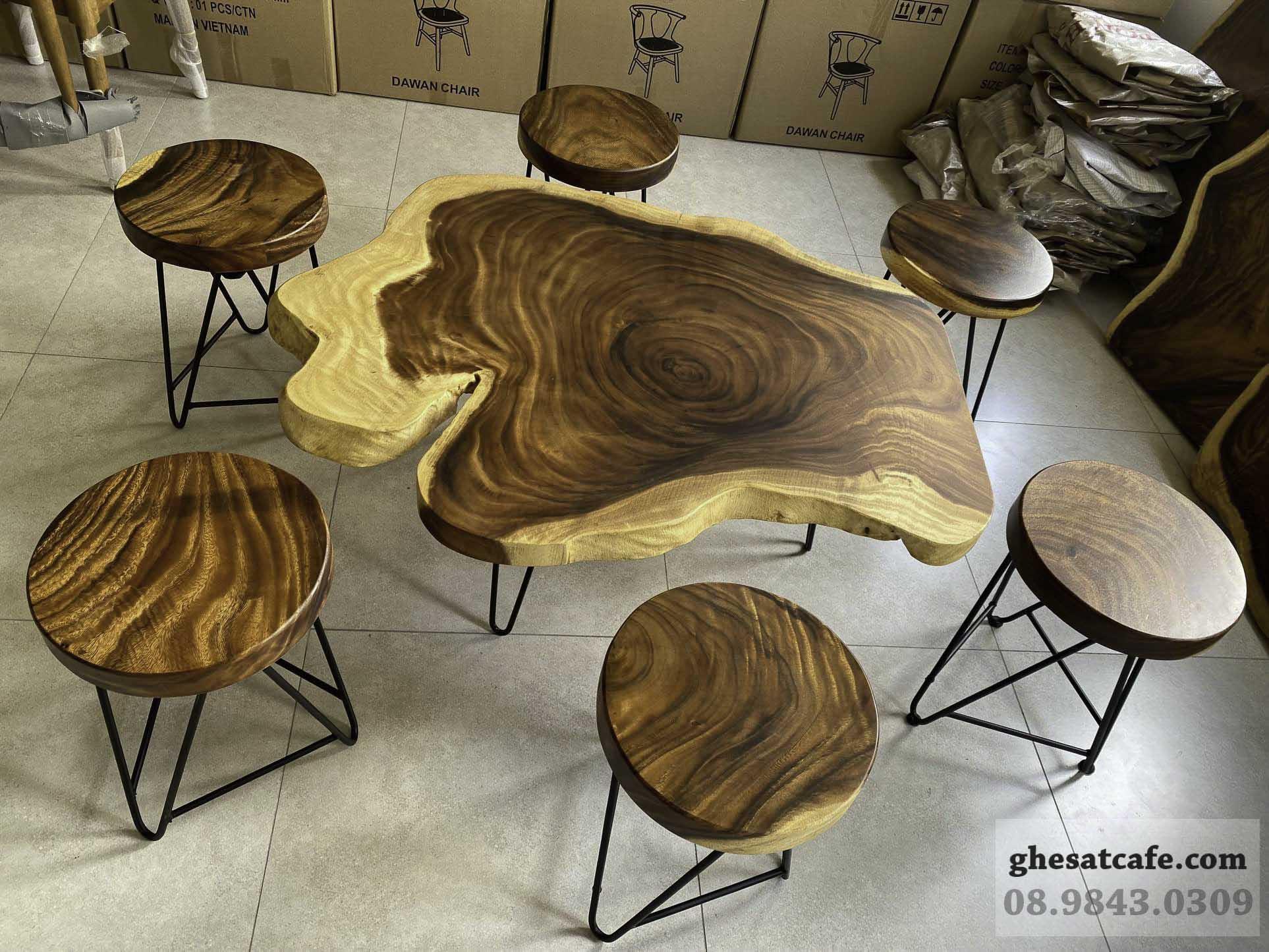 nơi mua bàn gỗ nguyên tấm giá rẻ (2)