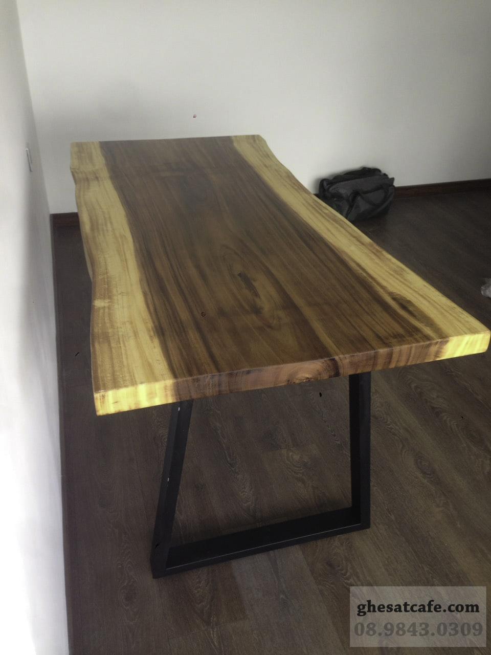 nơi mua bàn gỗ nguyên tấm giá rẻ (3)