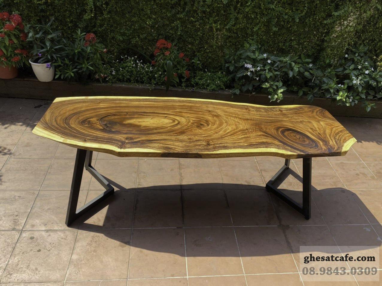 nơi mua bàn gỗ nguyên tấm giá rẻ (6)